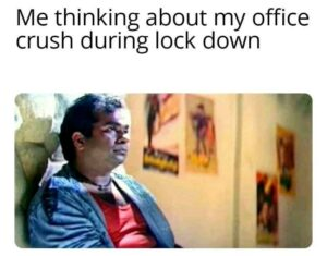 inyay/The thinking about my office during lockdown