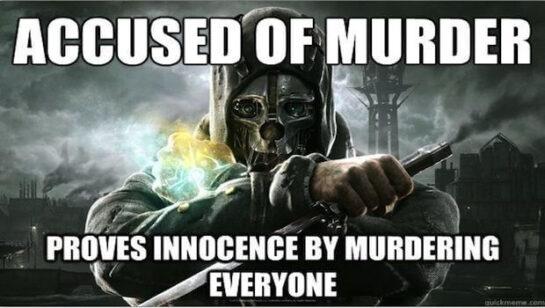 inyay/ACCUSED OF MURDER