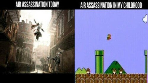 inyay/AIR ASSASSINATION TODAY / AIR ASSASSINATION IN MY CHILDHOOD