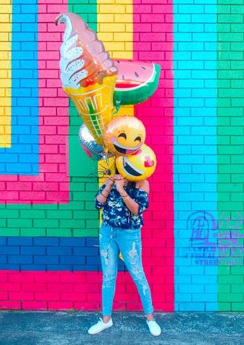 inyay/HAPPY FACES