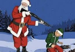 inyay/ Santa is forced to execute another elf
