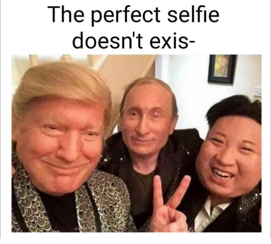 inyay/The perfect selfie