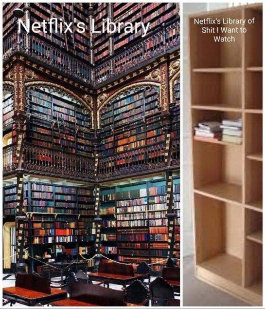 inyay/Netflix Library