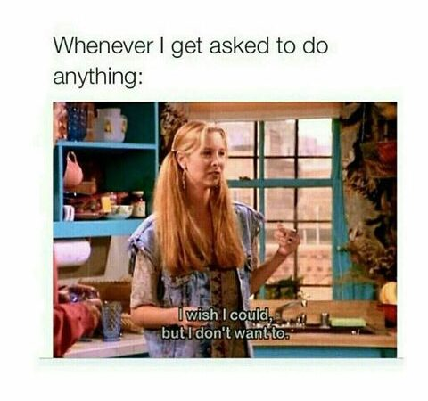 inyay/Whenever I get asked to do anything