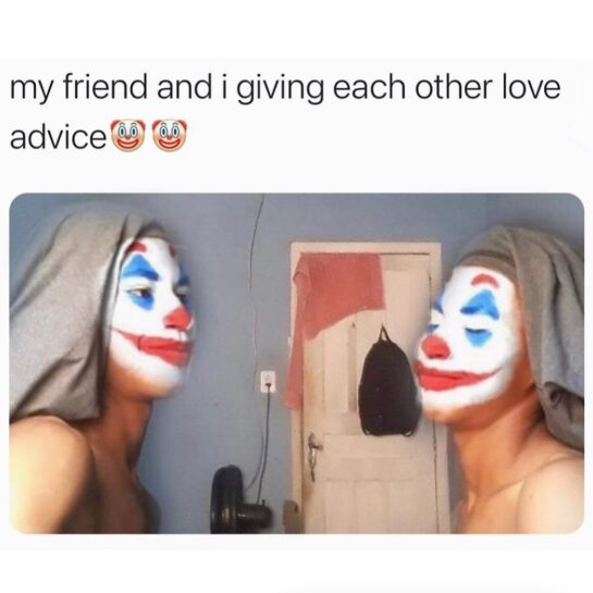 Inyay/Love Advice